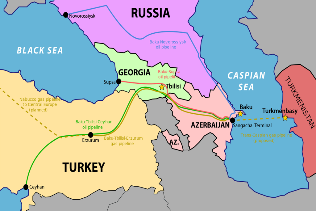 South Caucasus Pipeline Project (SCP)